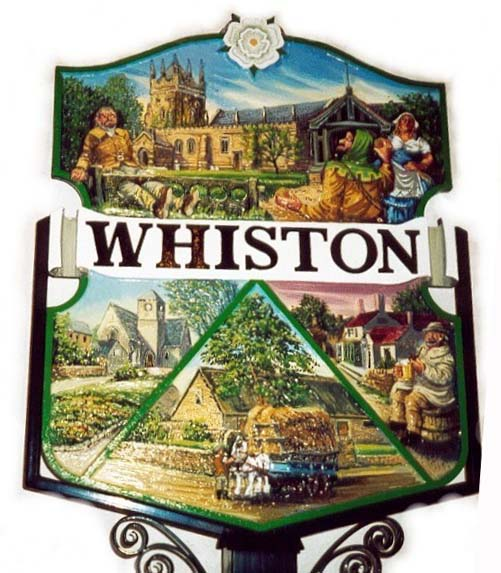 Whiston Sign